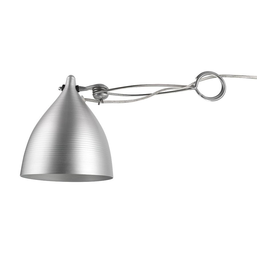 TSE TSE Cornet Clip Lampe Aluminium